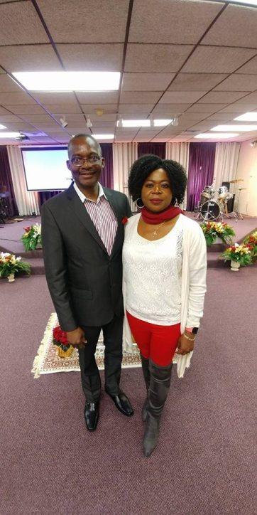 Pastor Omotayo & Precious Orderu