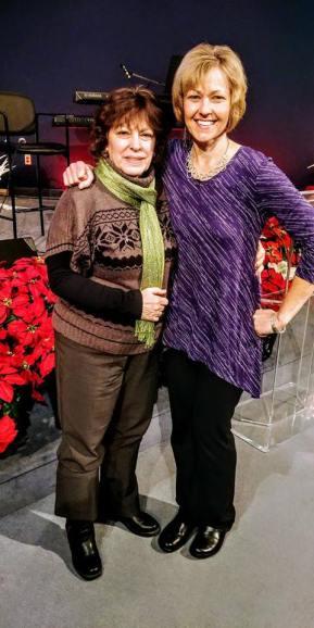 Me & Donna Dobbs