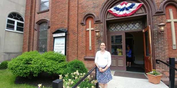 Pastor Brittney Nichole Moore