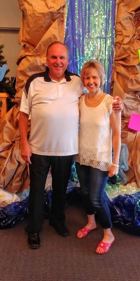 Me & Pastor Jim Vandenhouten