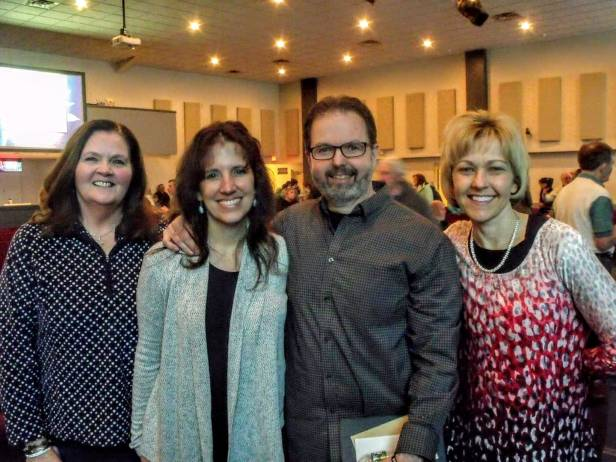 Ellen, Jennifer Dionne, Pastor Glen Dionne, Me.jpg