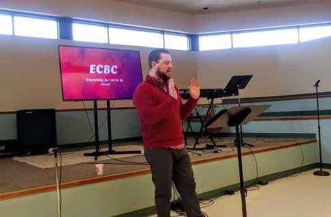 Pastor Anthony Stafford