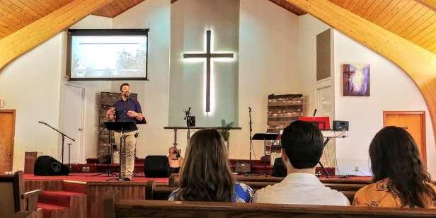 Pastor Dan Forney