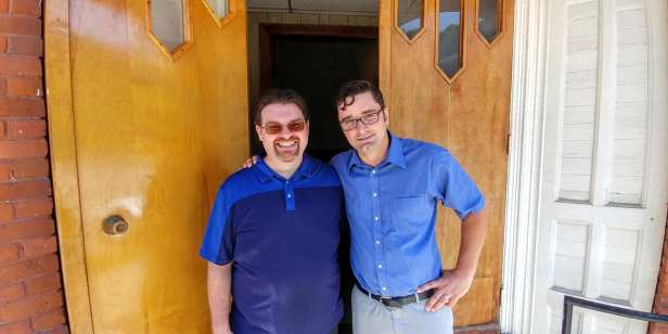 Pastor Donnie Semple & Pastor Charlie Houle
